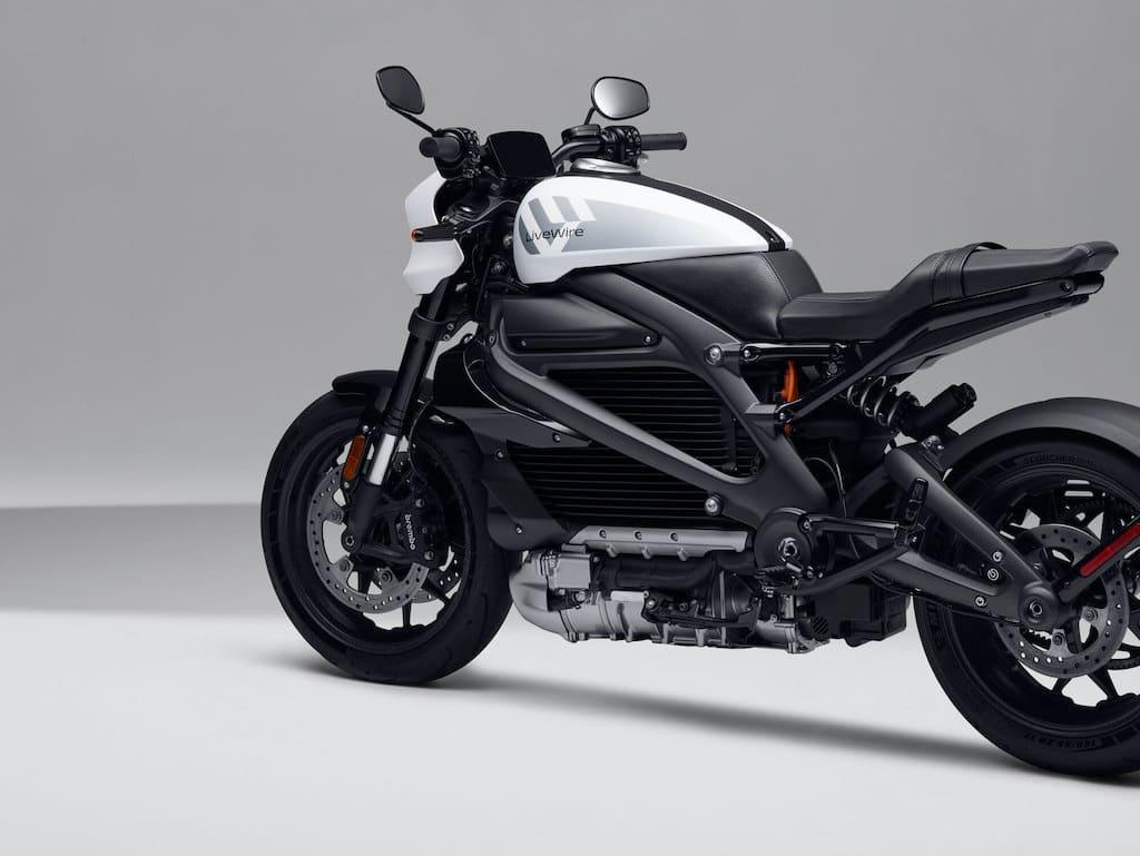 LiveWire ONE von Harley Davidson