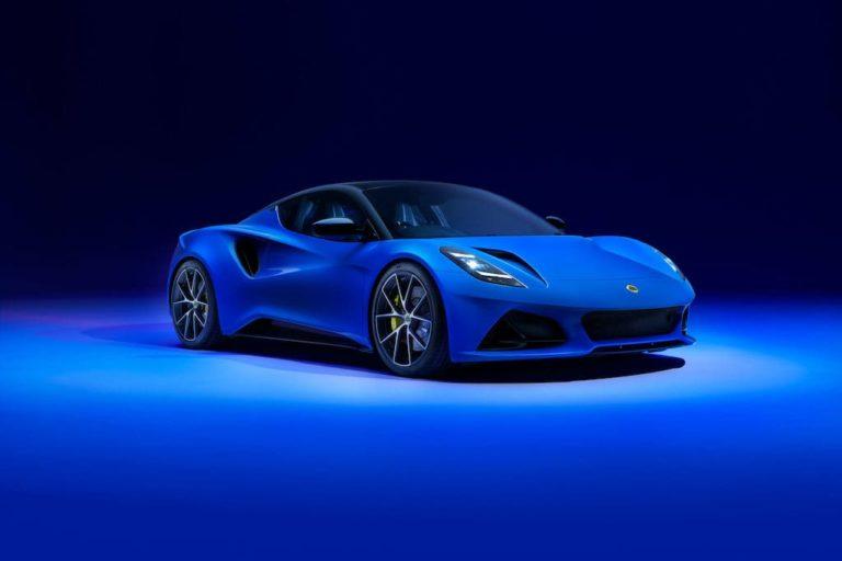 Lotus Emira Supersportwagen