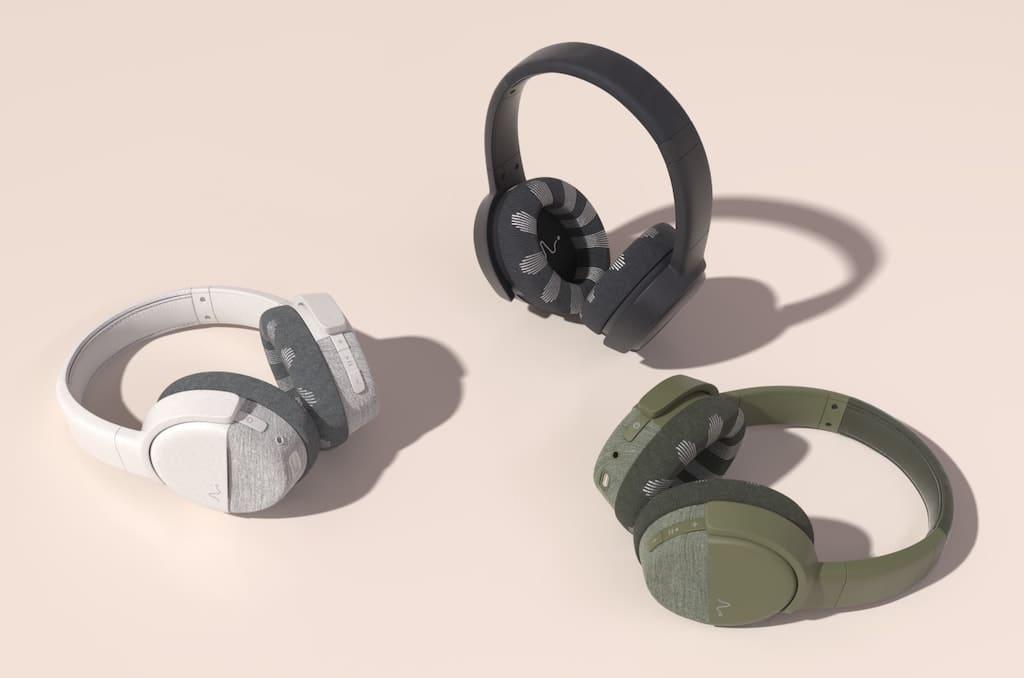 Neurable Kopfhörer in 3 Farben
