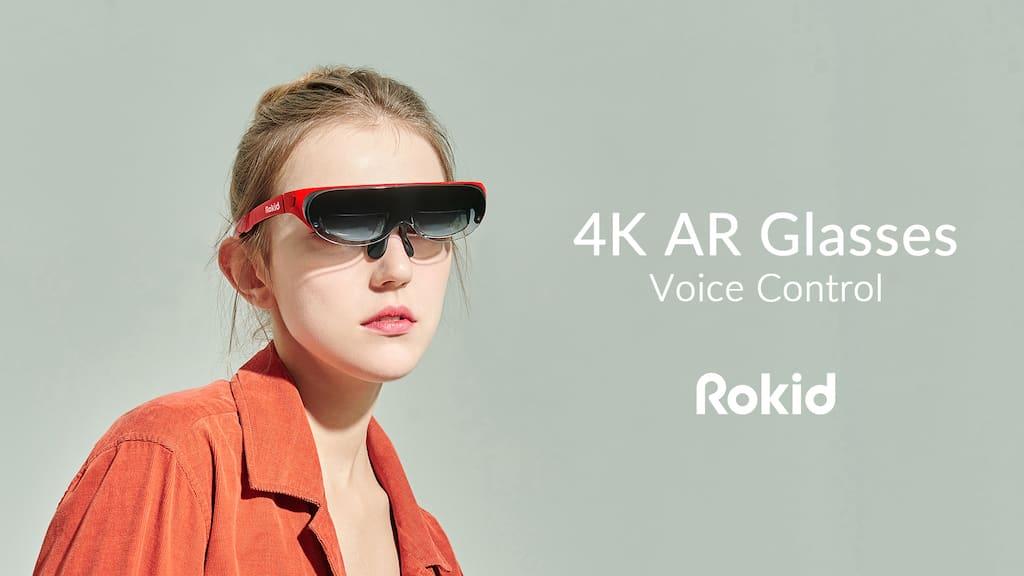 Rokid Air 4K AR-Glasses