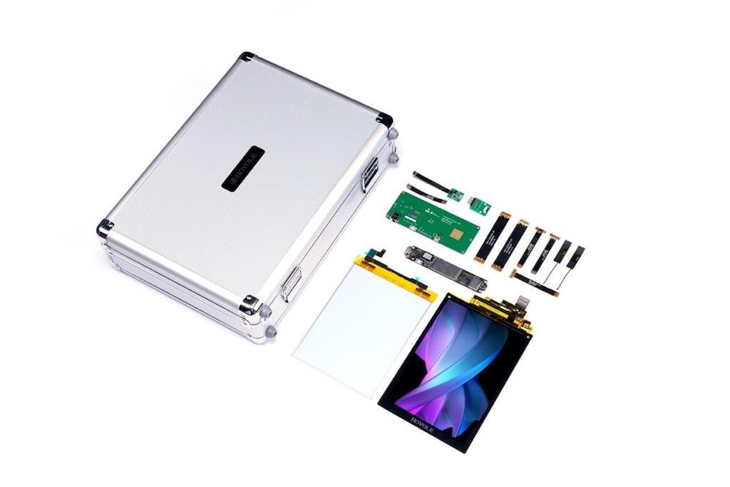 Royole RoKit Development Kit Koffer