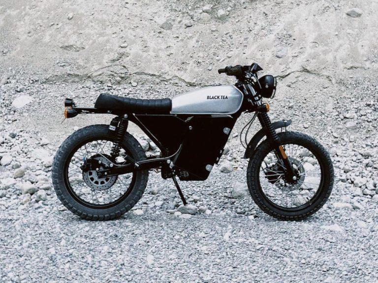Das Elektro-Motorrad Bonfire X
