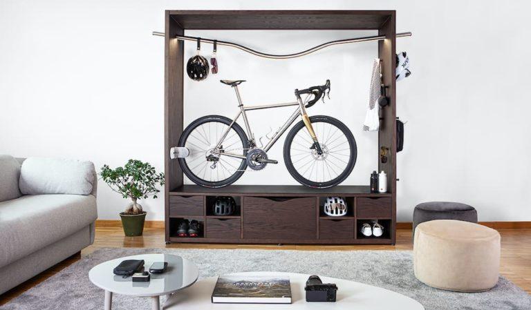 Der Bike-Schrank Domus R3