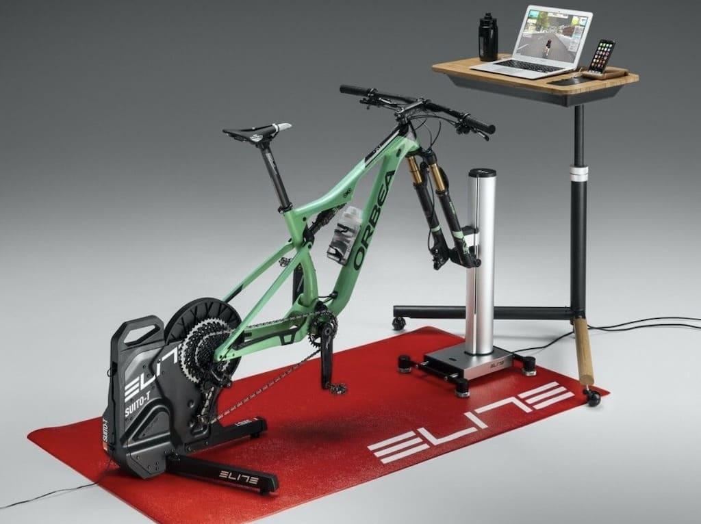Fahrradtrainer Elite Rizer
