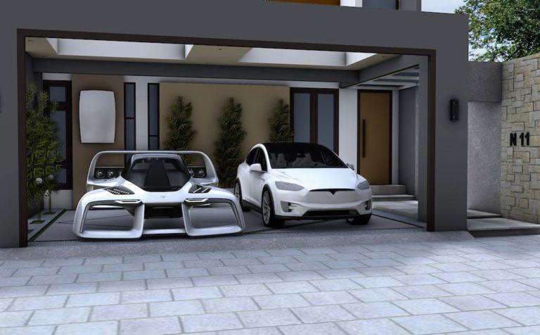 LEO Coupe Hypercar
