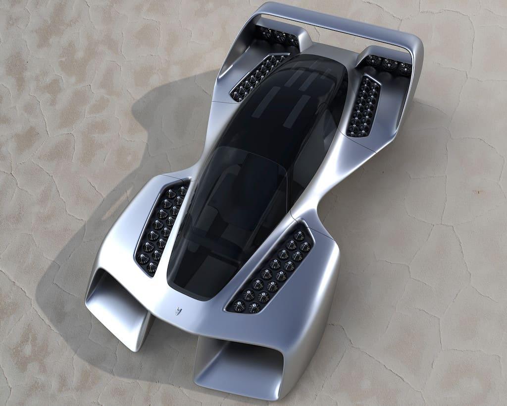 LEO Coupe von Urban eVTOL