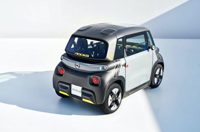 Opel Rocks-e Elektro-Flitzer