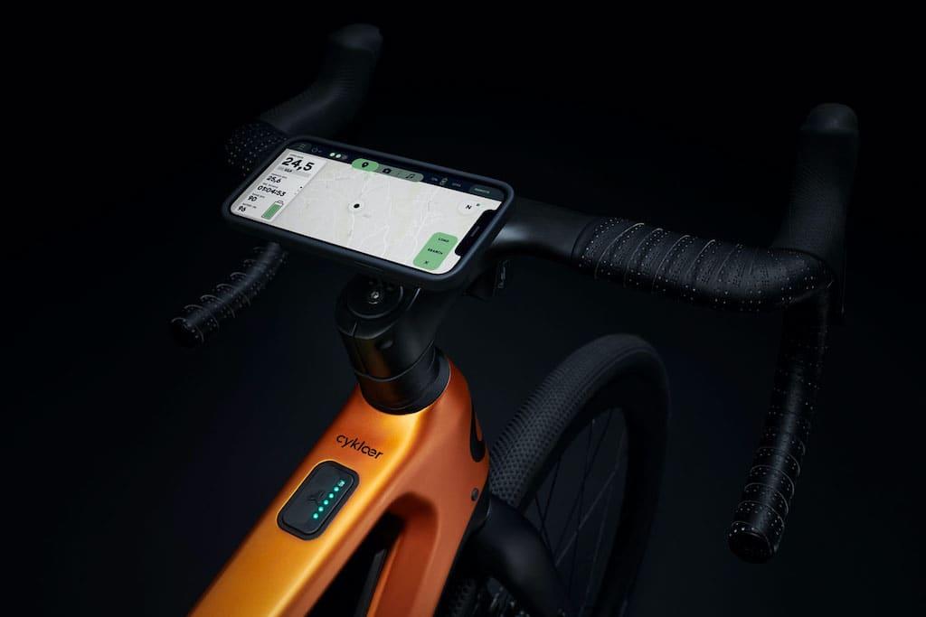 SP Connect iPhone Halterung