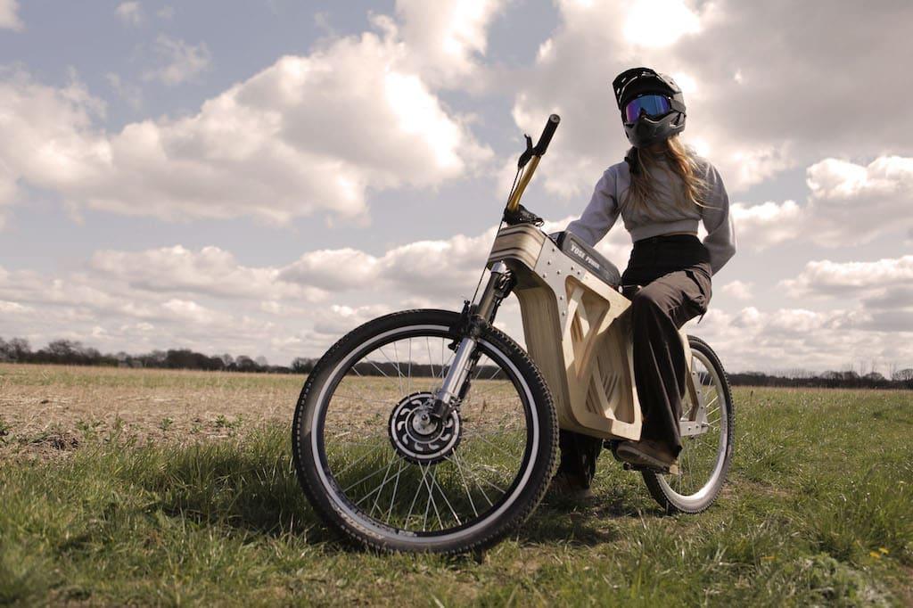 The Electraply E-Bike