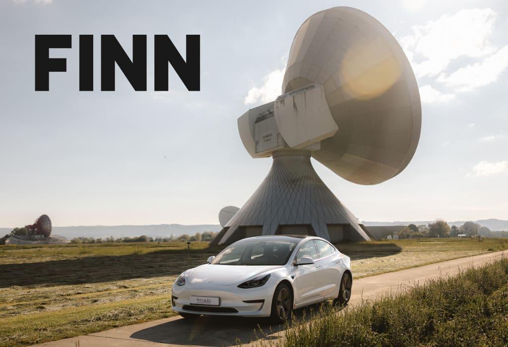FINN Autoabo mit Tesla
