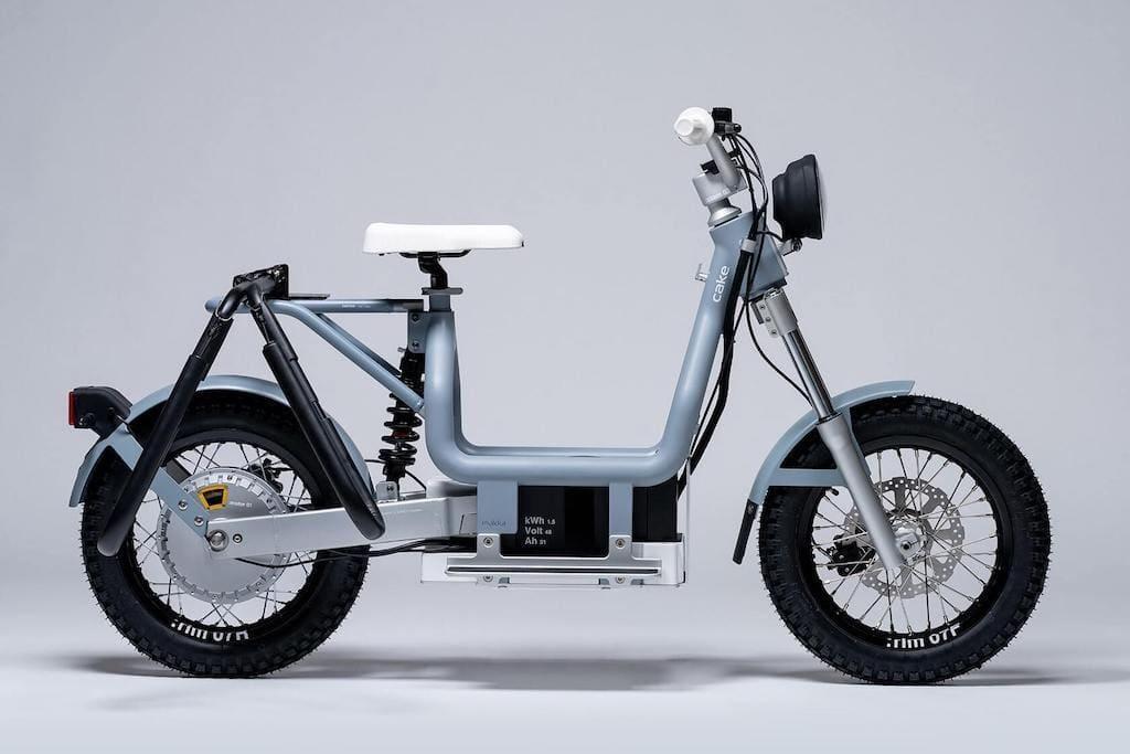 Elektro-Moped Cake Makka