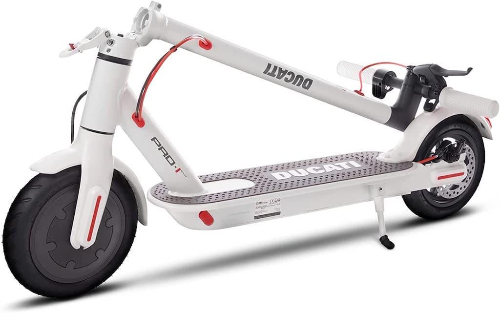 Ducati PRO-I EVO E-Roller - gefaltet