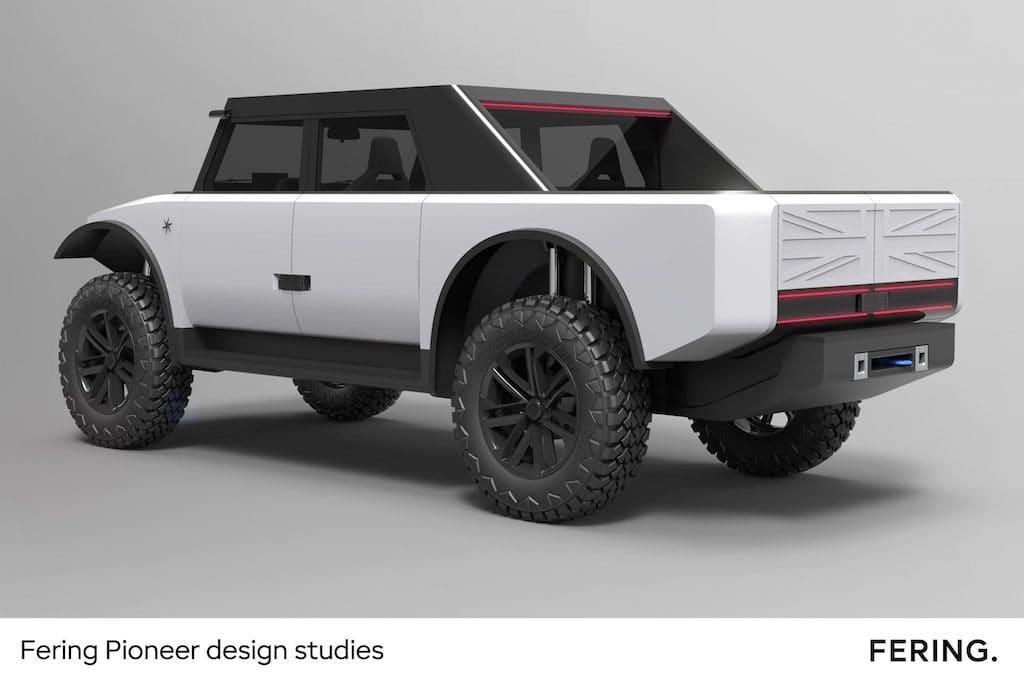 Design-Studie: Fering Pioneer