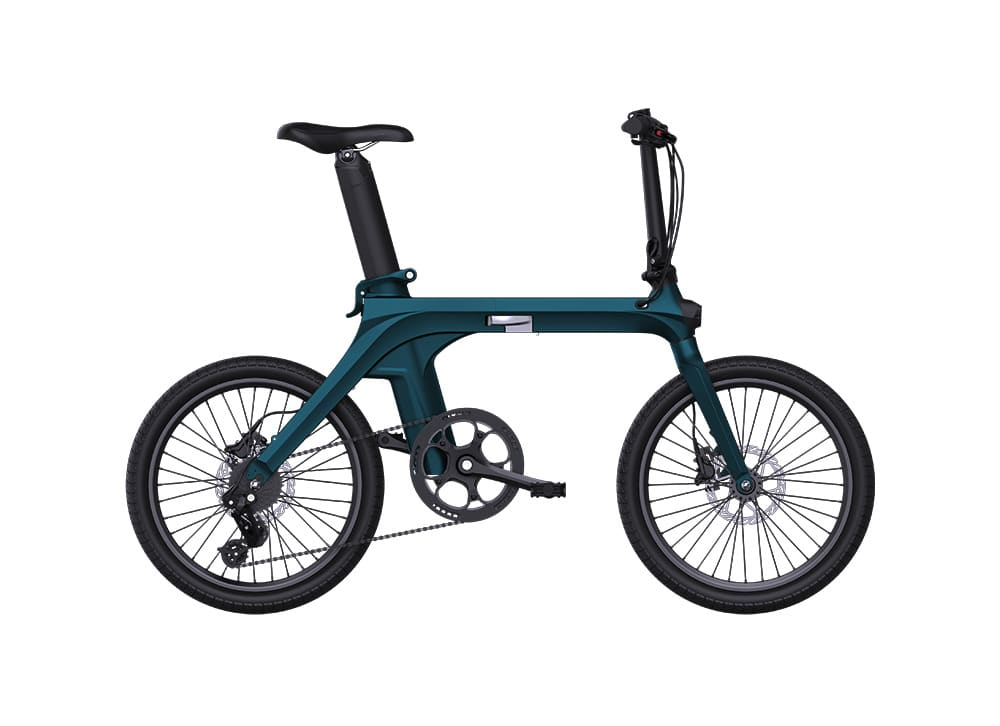 Faltbares E-Bike Fiido X