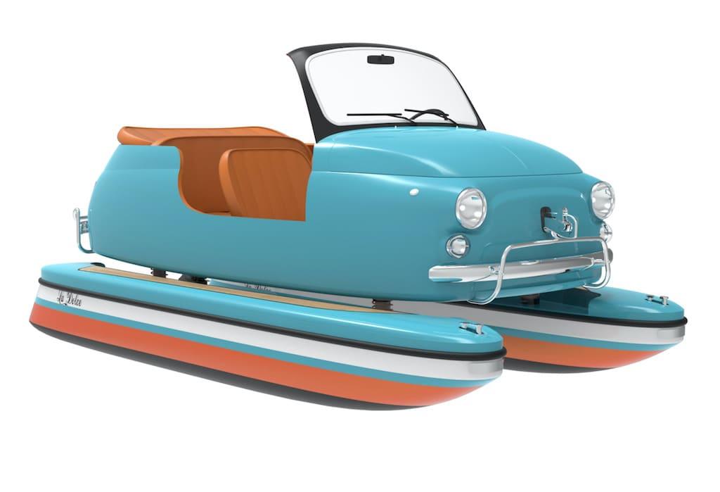 La Dolce Autoboot von Floating Motors