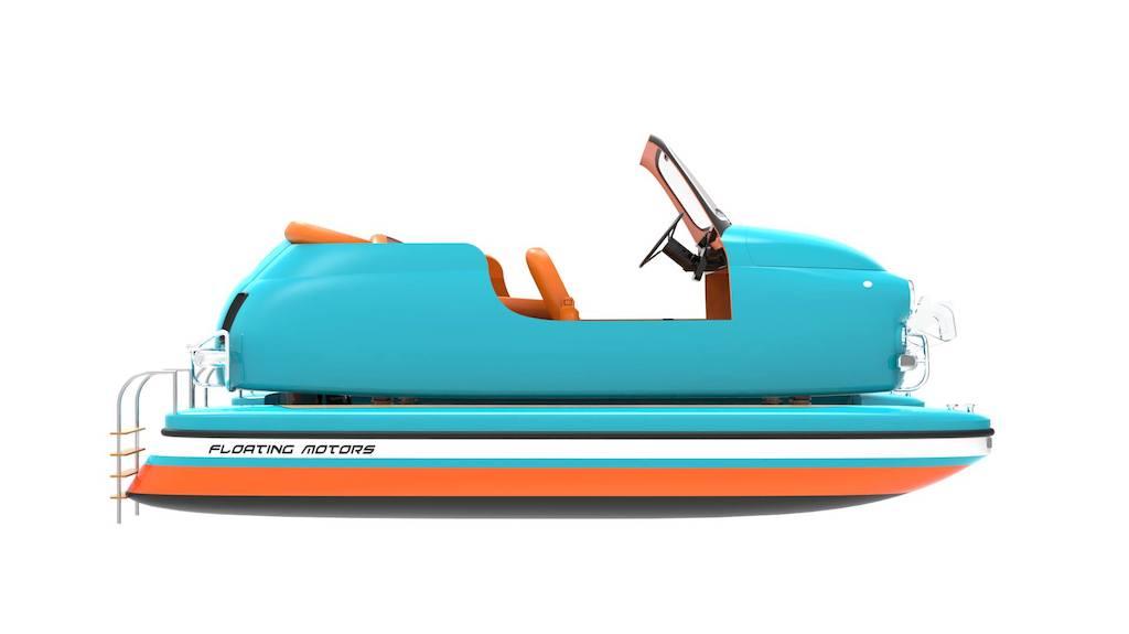 Floating Motors: Modell La Dolce