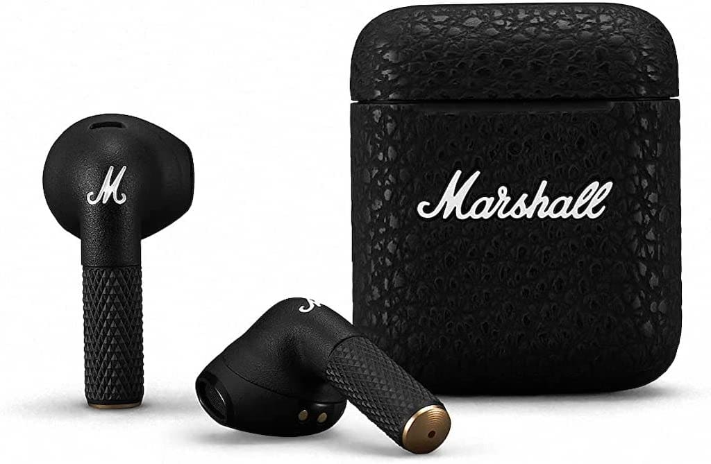 Marshall Minor III True Wireless Kopfhörer - Schwarz