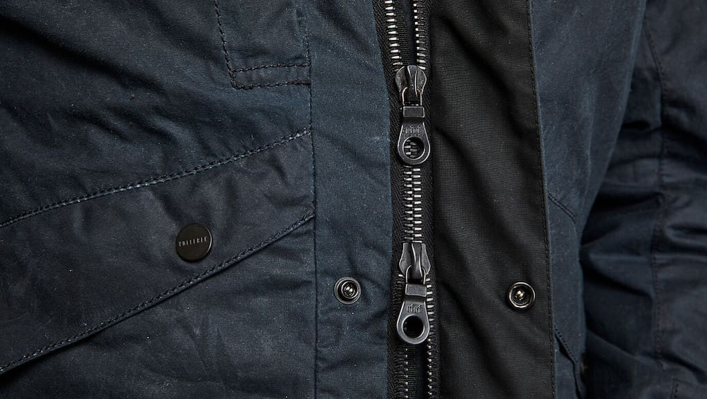 Planet Earth Jacket Navy Edition