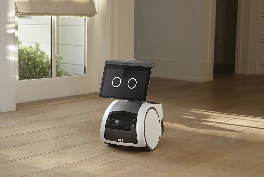 Amazon Astro Roboter zur Überwachung