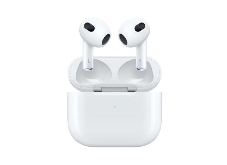 Apple AirPods 3 mit adaptive EQ