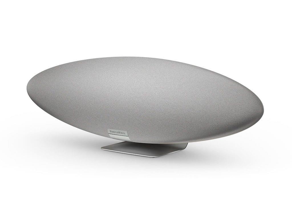 Zeppelin Lautsprecher in Pearl Grey