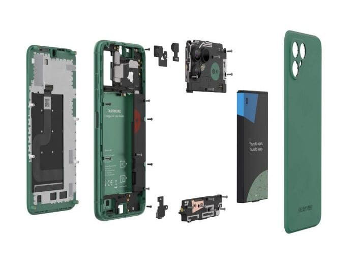 Fairphone 4 Smartphone Module