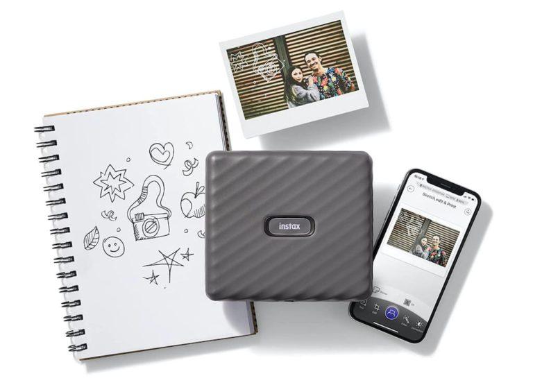 instax Link WIDE Smartphone Drucker
