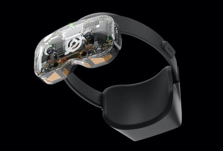 Lynx R1 AR+VR Headset