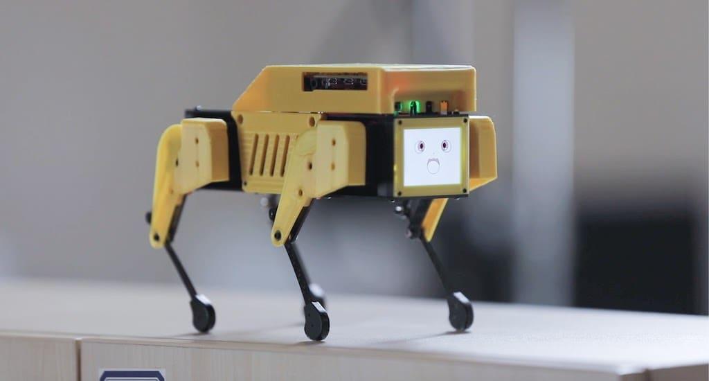 Mini Pupper Robot