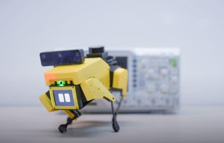 Mini Pupper Roboter-Hund