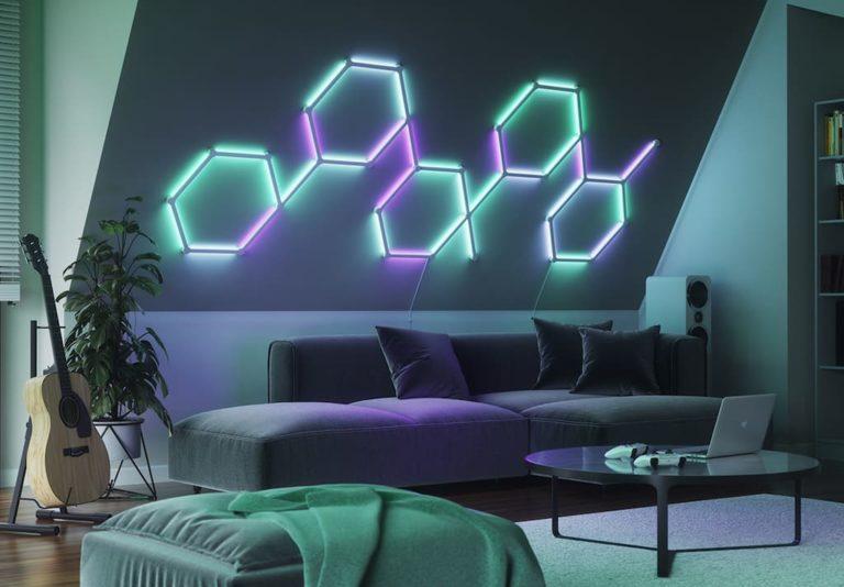 Nanoleaf Lines Lichtleisten