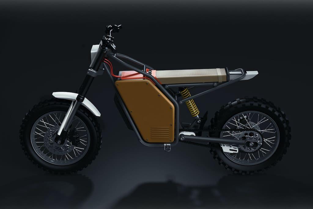 OFFSET OFR-M1 E-Motorrad