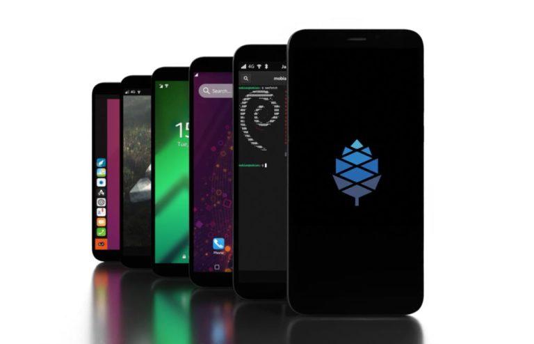 PinePhone Pro Linux-Smartphone
