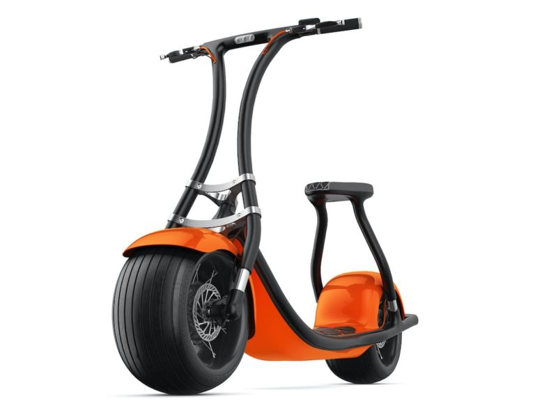 E-Scooter Rolley von Scooterson