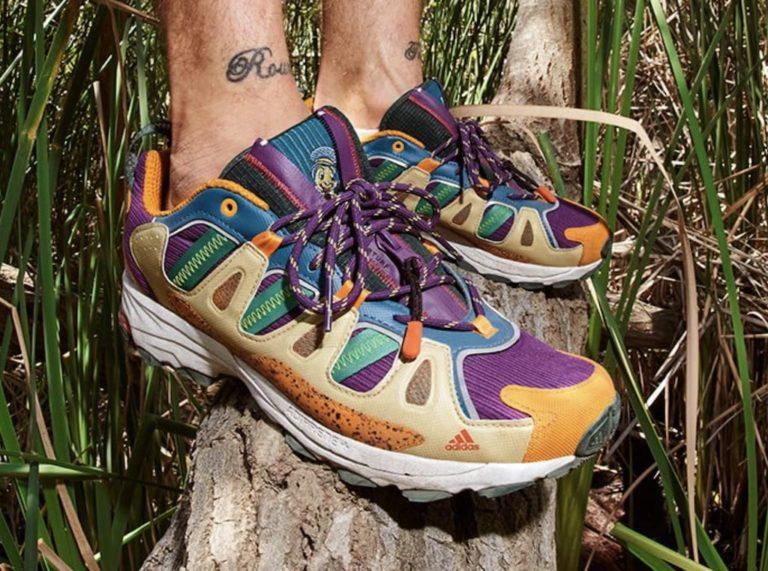 Superturf Adventure x Sean Wotherspoon Adidas Sneaker