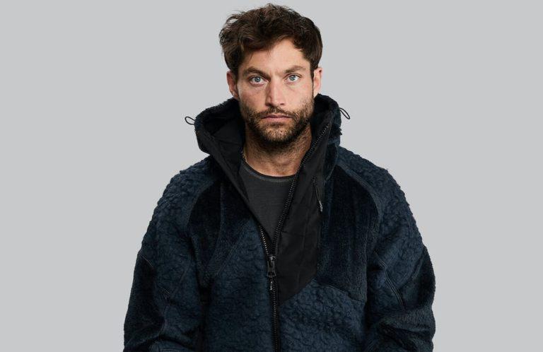 Vollebak Ice Age Fleece